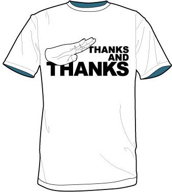 """""""Thanks and Thanks"""" ออกแบบโดย Paritta  S."""